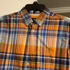 Ralph Lauren 18/20 button down shirt